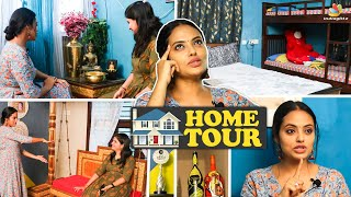 Home Tour with Actress Yamuna Chinnadurai | Yaaradi Nee Mohini, Apoorva Raagangal | Zee Tamil Serial