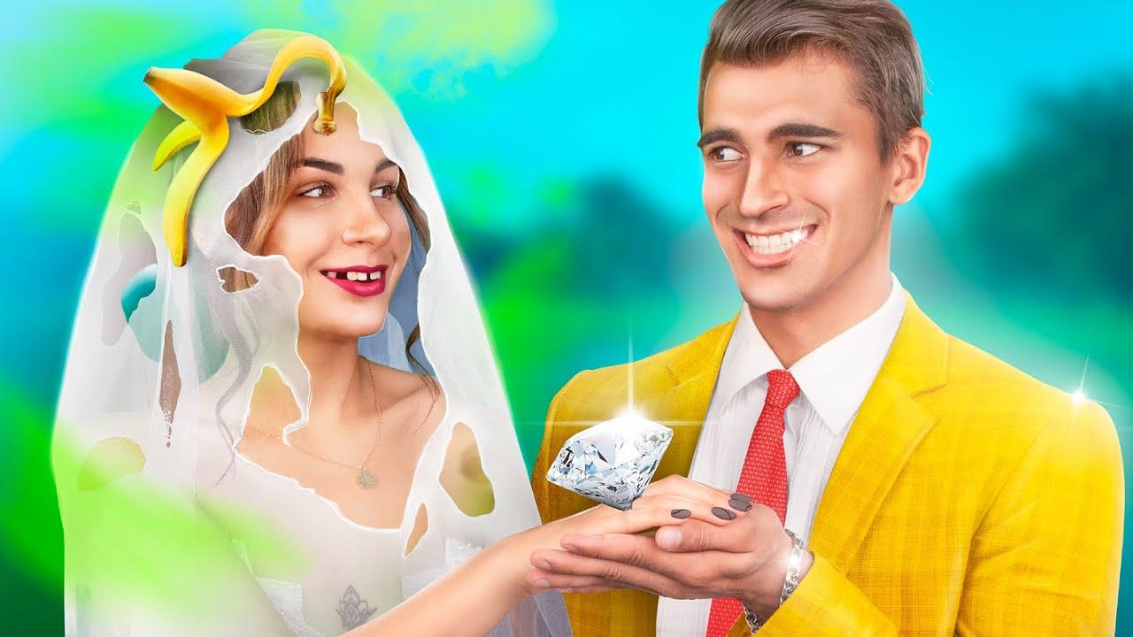 Бедная невеста в богатой семье