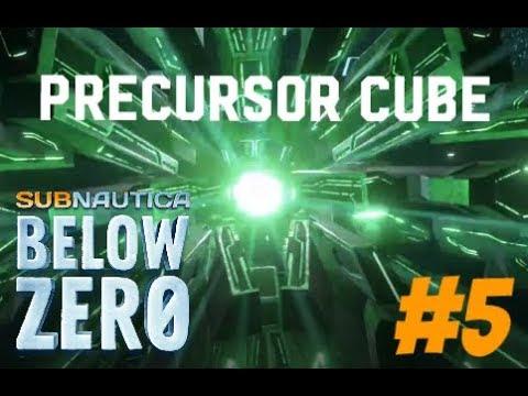 Precursor Cube Subnautica Below Zero 5 Youtube