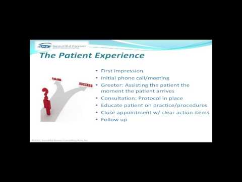 Webinar - Med Spa Consulting - Convert Contacts to Clients