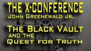 The Black Vault and UFO Secrecy - John Greenewald, Jr. LIVE