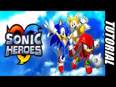 Como Descargar Sonic Heroes Para Pc
