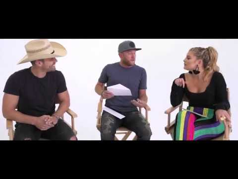 Cole Swindell - True Confessions With Dustin Lynch And Lauren Alaina