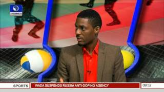 Sports This Morning: Mikel Is My Eagles Joker, Oliseh Says -- 20/11/15 Pt 6