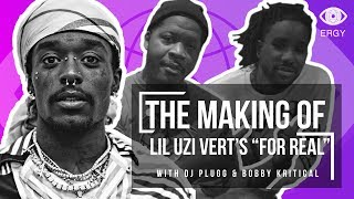"""The Making Of Lil Uzi Vert's """"For Real"""" With Dj Plugg & Bobby Kritical 