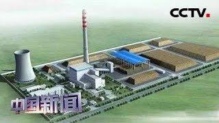 [中国新闻] 一季度中国生物质发电量同比增长16.7% | CCTV中文国际