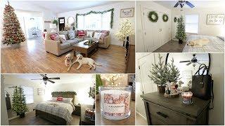 Decorating For Christmas | Christmas Decor Home Tour + Black Friday Haul