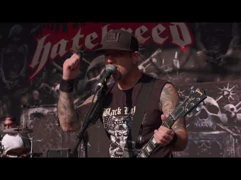 HATEBREED - Everyone Bleeds Now - Bloodstock 2017