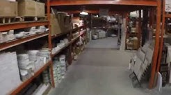 Boston Tile International Warehouse Tour and Sale - Daltile and More