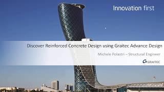 GRAITEC - Webinar - Reinforced Concrete Design
