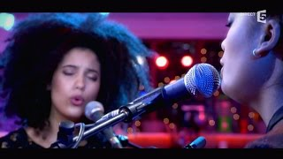 """Ibeyi """"Mama says"""" - C à vous - 11/02/2015"""