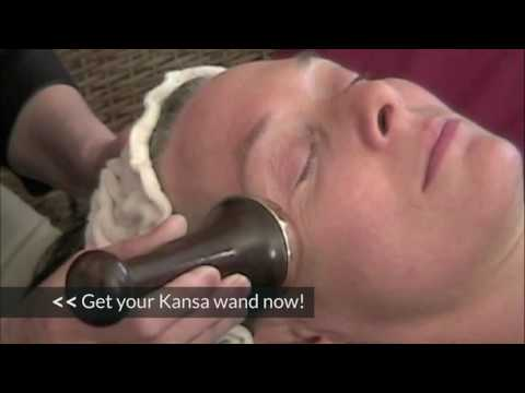 Why your facial skin needs the healing power of the Kansa Wand