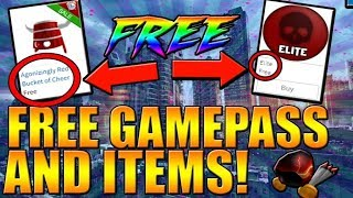 How to Get Any Gamepass Free on ROblox!!!!