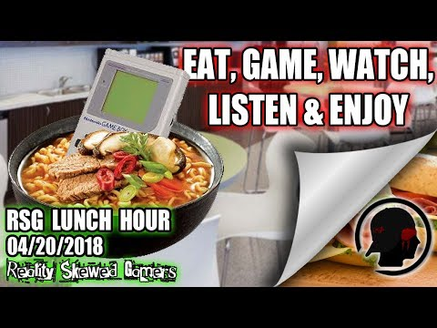 RSG Lunch Hour 04/20/2018