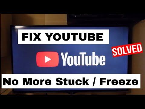 Smart Tv Youtube Fix Jvc Smart Tv Youtube App Reset Fix Youtube