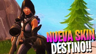 "NEW LEGENDARY SKIN ""DESTINATION"" FORTNITE: Battle Royale ? Rubinho vlc"
