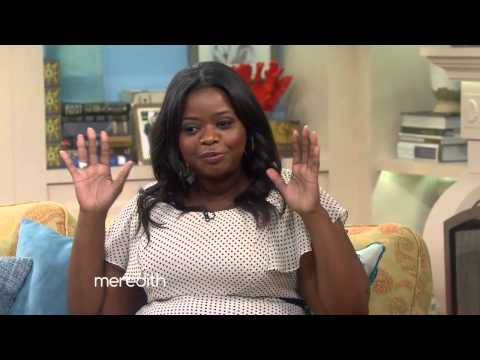 Octavia Spencer Shares How She Met Keanu Reeves
