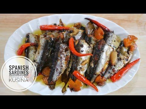 Spanish Sardines