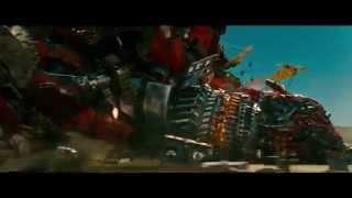 Transformers: La venganza de los caídos (2009) Transformacion de Devastator (HD latino)