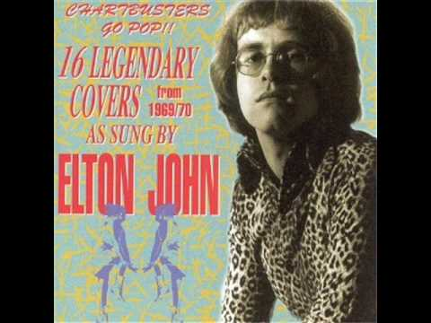 Elton John- To Be Young Gifted And Black (RARE!)