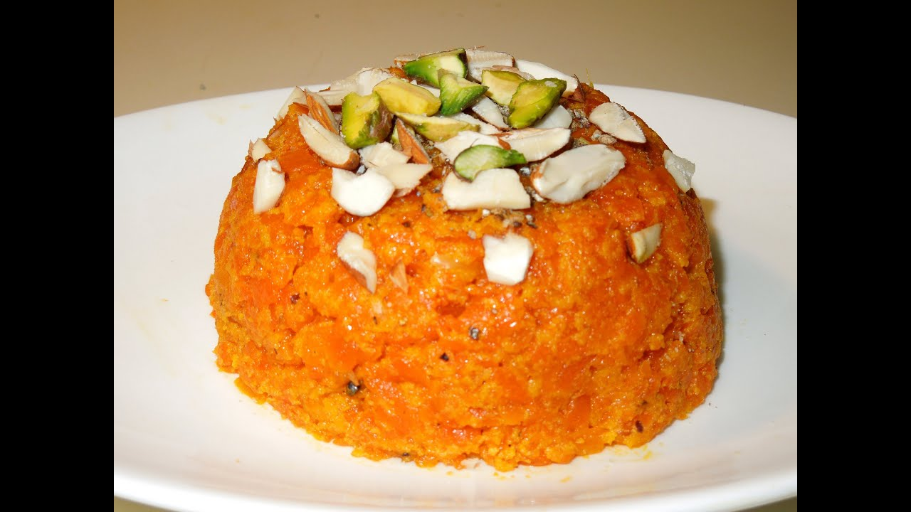 Gajar Ka Halwa Carrot Pudding Recipe By Recipe House Youtube