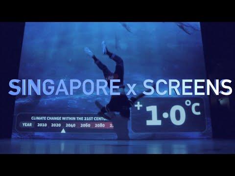 SINGAPORE x SCREENS
