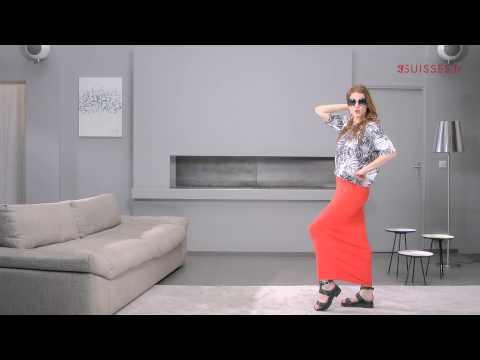 Mode femme : comment porter la jupe longue ou la robe longue ?