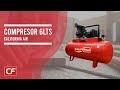 Compresor 1/3 HP 6 Lts 120 PSI, compresor diafragma libre de aceite