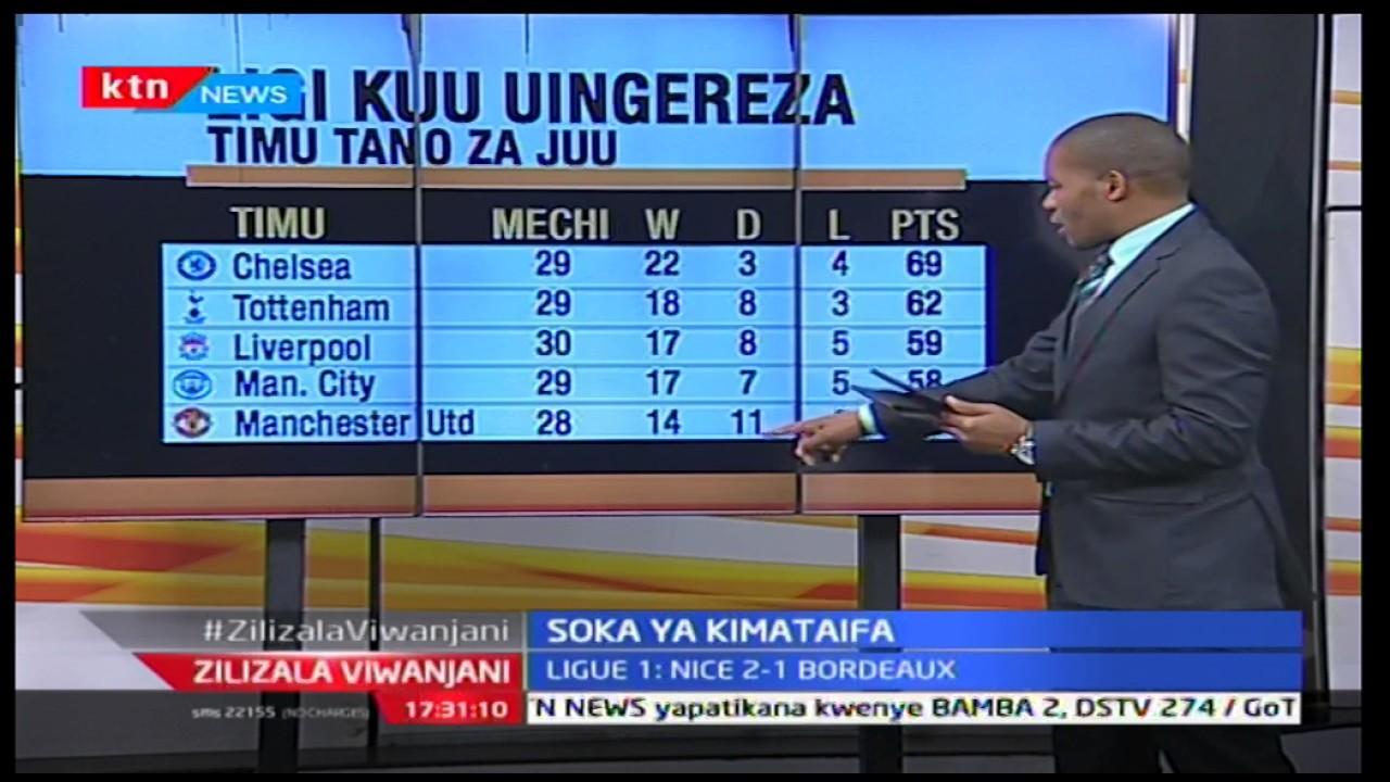 Download Zilizala Viwanjani: Msimamo wa ligi kuu ya Uingereza