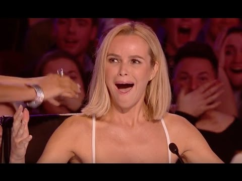 Little Comedian Ned Woodman INSULTS ALL JUDGES | Ep 01 | Britain's Got Talent 2017