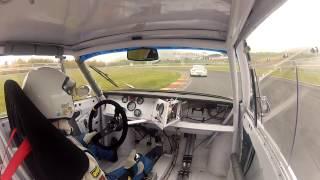 Rundstrecke Most 2012 Skoda 130 RS