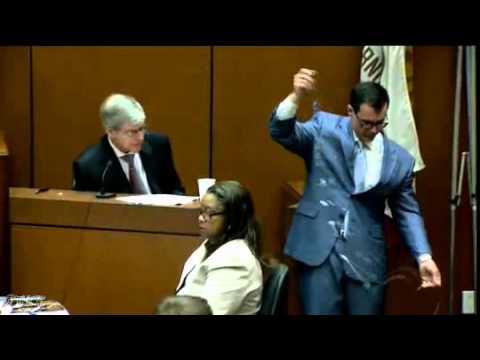 Conrad Murray Trial - Day 16, part 2