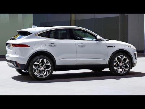 2018 Jaguar E-Pace - interior Exterior and Drive
