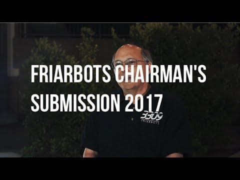 Team 3309 Chairman's Video 2017