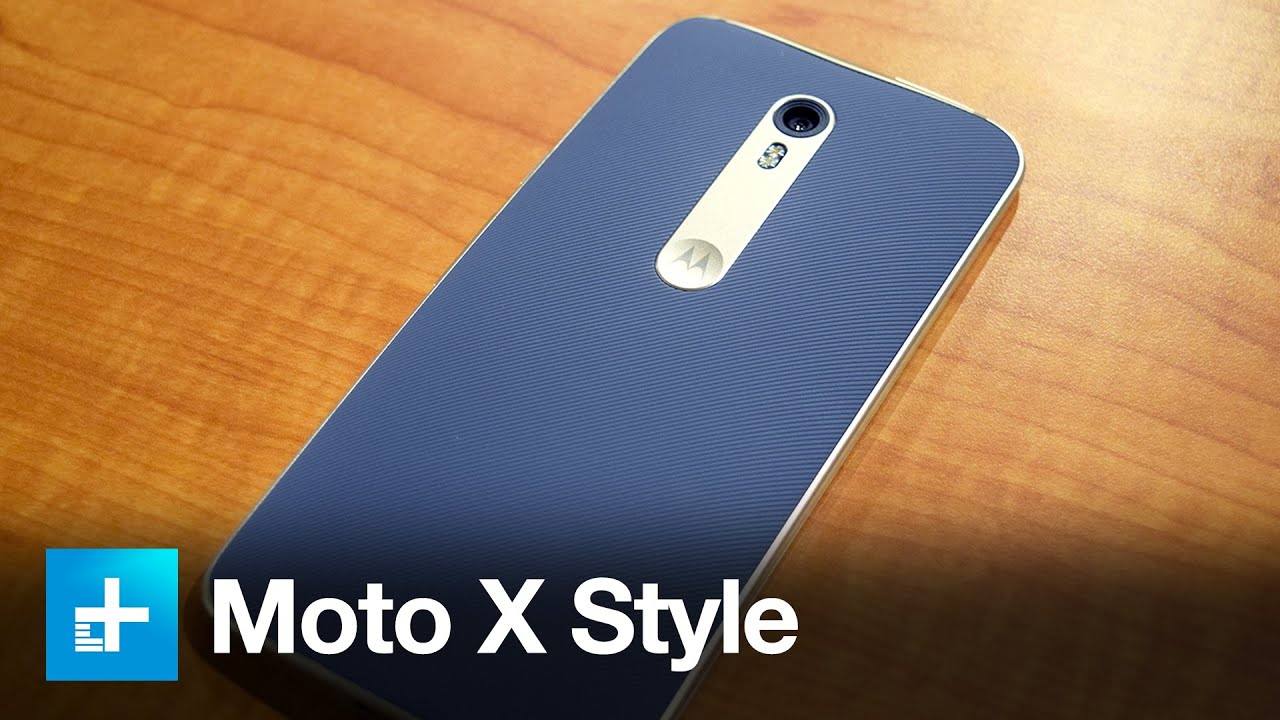 Motorola Moto X Style Pure Edition