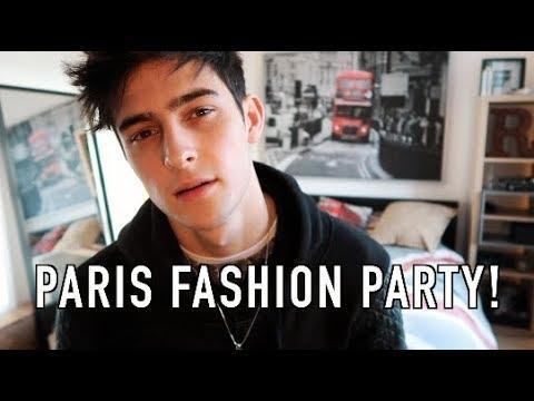 Paris Fashion Party!