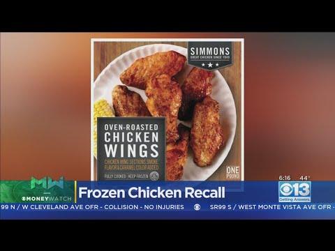 Moneywatch: Frozen Chicken Recall