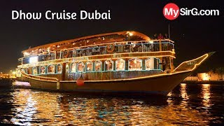 #6 Dhow Cruise is the best in Dubai