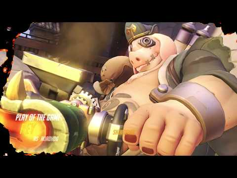 「OW」 When you prematurely celebrate and unintentionally get the POTG