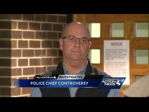Chief of new Farrell police department resigns over slur