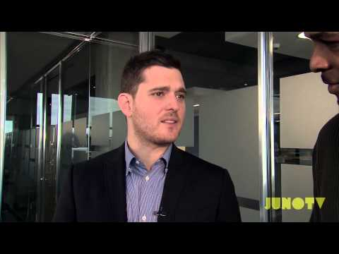 Michael Bublé Tells His Best JUNO Story