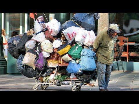 Get a Job You Homeless Bum!