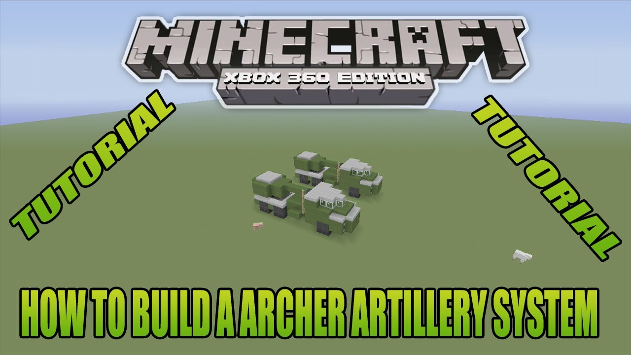 how to build me system minecraft