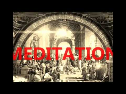 Constantine Freedland: demonstration of IAM - Intuitive Active Meditation