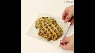 와플팬으로 다 눌러 먹기 |신박한 요리 레시피| 인터…
