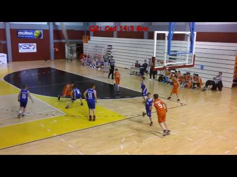 Mini košarka, Cedevita - Grafičar