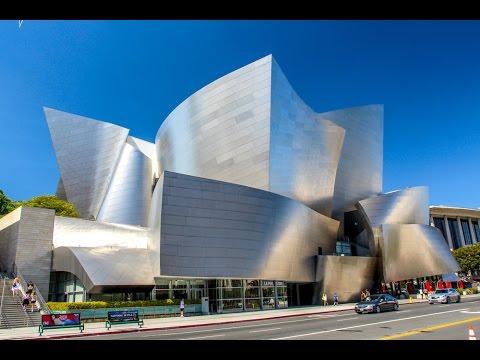 The Disney Concert Hall Tour, Downtown Los Angeles