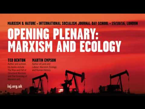 Marksizm ve Ekoloji - Ted Benton and Martin Empson