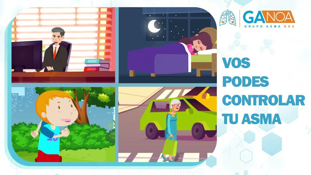 Campaña GANOA Día Mundial del ASMA
