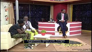 Chikune, Butita, Jasper Murume, Mc Tear Drops And Kaploti On Chipukeezy Show (Full Eps)